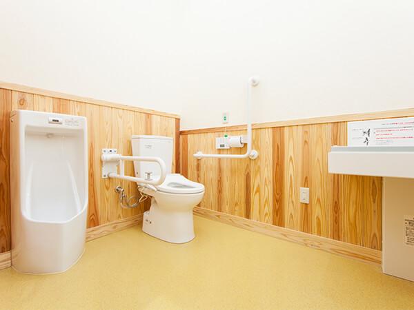 【画像】多機能トイレ